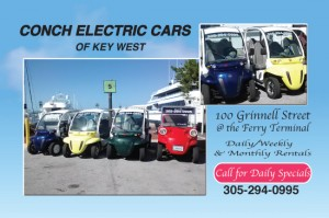 Conch Electric Cars