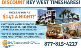Key West Timeshare Rentals