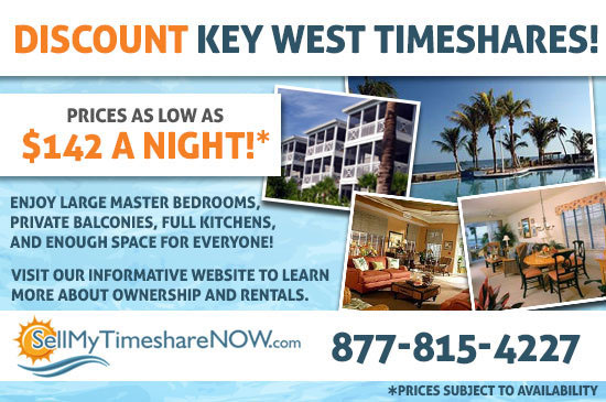 Discount Key West Timeshare