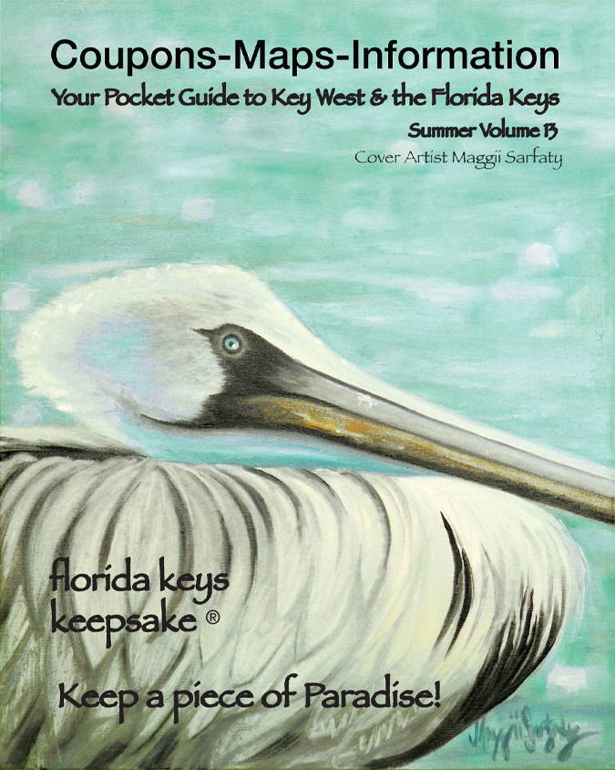 florida keys keepsake vacation guide covers